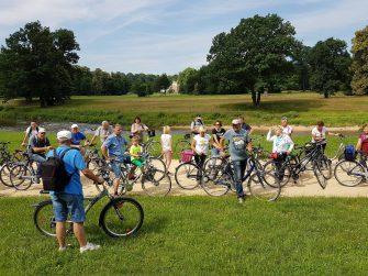 Einladung Fahrradtour 2017 im / um das Schlaubetal