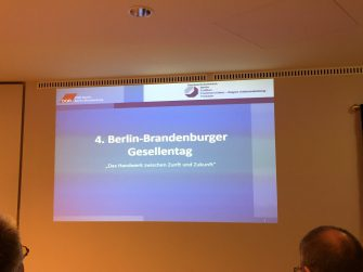 4. Berlin-Brandenburger Gesellentag