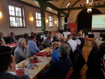 Jahreshauptversammlung der Dachdecker-Innung Cottbus