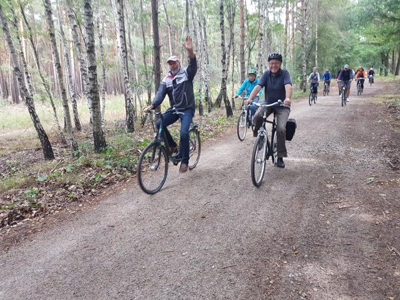Einladung Fahrradtour in den Spreewald