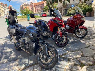 20. Motorradtour der Südbrandenburger Dachdecker