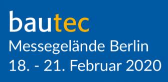 Einladung zum Besuch der bautec Berlin am 20.02.2020